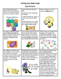 Ideas Writing Trait Study Guide and Quiz