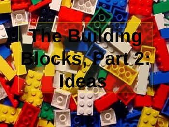 Ideas and Writing : Challenging the Brainstorm