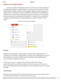 Ideas for Google My Maps feature of Google Drive