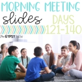 Ideas for Morning Meeting - Kindness & Integrity