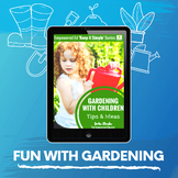 Playful Gardening Ideas for Childcare, PreK, Family Childcare, FDC, OSHC, EYLF