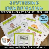 Identification of Stuttering for Fluency Speech Therapy