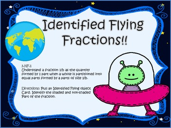 Identified Flying Fractions!!