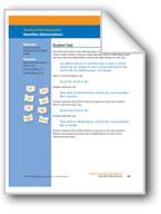 Identifies Abbreviations (assessment)