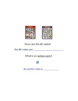 Identify Action Verbs