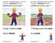 Identify Actions & Locations: Lesson 8, Book 6 (Newitt Prereading Series)