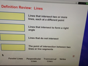 Identify Angles Flipchart