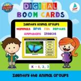 Identify Animal Groups | Kindergarten K-3 Elementary Scien