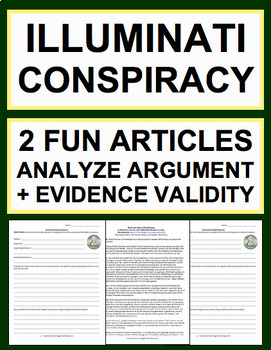 Argument & Evidence Validity with ILLUMINATI Article