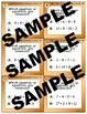 Identify Balanced Addition Equations within 20 (Set 1) Addition Task Cards