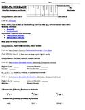 Identify, Compare, Order Decimals Webquests