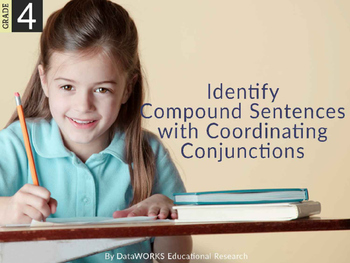 Identify Compound Sentences with Coordinating Conjunctions