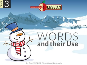 Identify Connections between Words and their Use