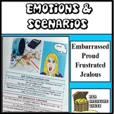 Identify Emotions-Frustrated, Proud, Embarrassed, Jealous-Autism, ABA