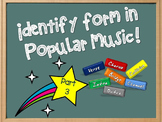 Identify Form in Pop Music - PART THREE!