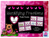 Identify Fraction Task Cards