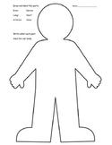 Identify Human Body Parts