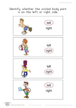 Identify Left-Right