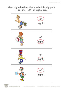 Identify Left-Right