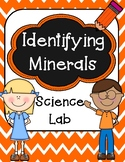 Identify Minerals Science Lab