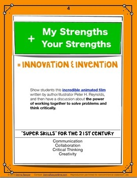 All About Me and My STRENGTHS: An Interactive Kit of Interest Inventory Tools