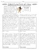 Point of View: Identify + Show the Evidence Reading Passages