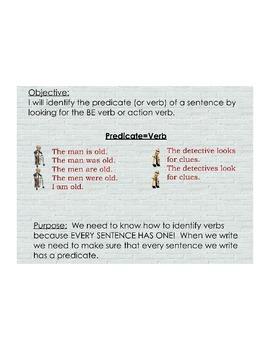 Identify Predicates