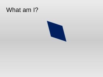 Identify Quadrilaterals Game 4.G.2