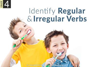 Identify Regular and Irregular Verbs