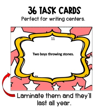 Sentence Structure Game: Identify Sentences, Fragments, and Run Ons