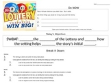 Identify Setting in the Short Story The Lottery