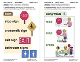 Identify Signs 1: Lesson 6, Book 18 (Newitt Nonfiction Series)