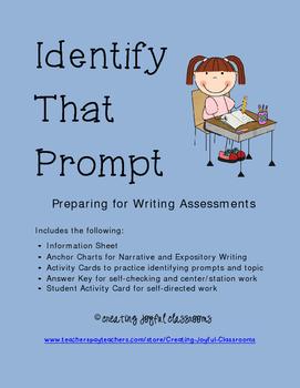 Identify That Prompt