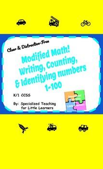 Identify, Write, and Count Numbers 1-120 #BTSBONUS