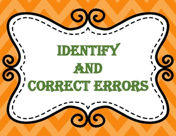 Identify and Correct Errors with Frequently Confused Words (Lie vs. Lay)