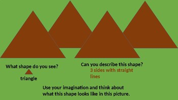 Identify and Describe 2D Shapes