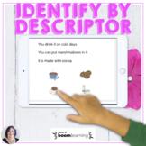 Identify by Descriptor No Print Boom Cards Digital Activit