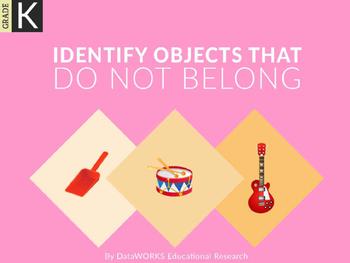 Identify Objects that do not Belong