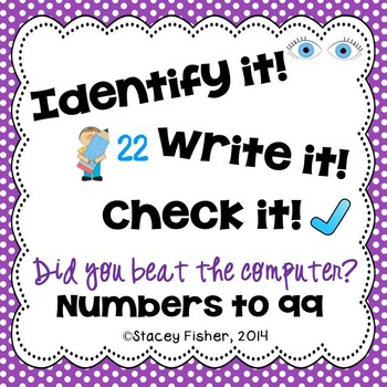 Identify or Build Numbers to 99-Represent Numbers in Standard Form and Base Ten