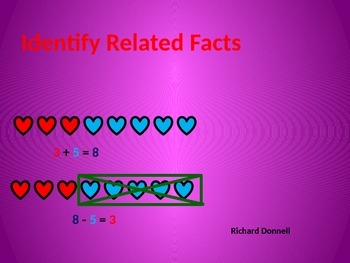 Identify related facts