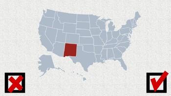 Identify the 50 States