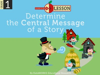 Identify the Central Message of a Story
