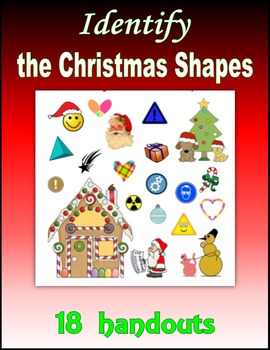 Identify the Christmas Shapes