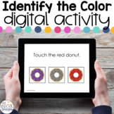 Identify the Color - Digital Activity - Distance Learning
