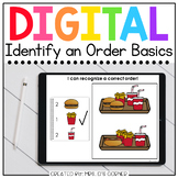 Identify the Correct Order Digital Basics for Special Ed |