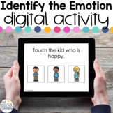 Identify the Emotion- Digital Activity - Distance Learning