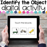 Identify the Object - Digital Activity - Distance Learning