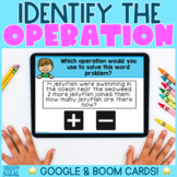 Identify the Operation Key Words in Word Problems BOOM Car