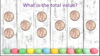 Identify the Value of like coins