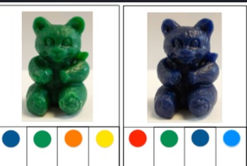 Colour matching/Identifiseer die kleur